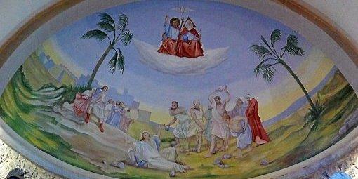 le-premier-martyr-chretien-figure-sur-une-fresque-dans_551335_510x255