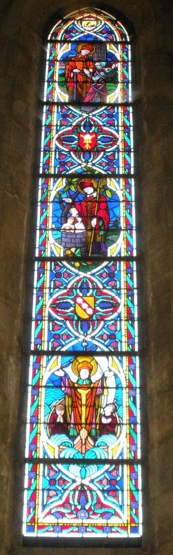 vitrail de Saint Nicolas